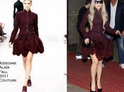 Runway carpet: Lady Gaga