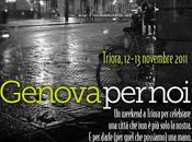 Genova noi, Triora 12-13 novembre 2011