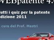 WebPatente: programma l'esercizio quiz dell'esame teoria patenti