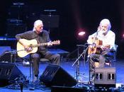 Jimmy Page suona l'artista ispirato: Harper