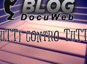 Ambrogio Crespi (Mr. Blog) presenta DocuWeb 'Tutti contro tutti' tutte risse politici
