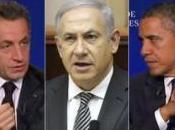 Netanyahu visto Obama Sarkozy