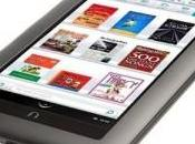 Nuovo concorrente Kindle: Nook