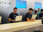 Apple Store iPad posto nelle Genius