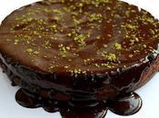 Chocolate Pistachio Cake (Nigella Lawson) Gluten-Free!!!!
