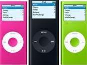 iPod nano sostituito Apple