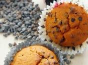 Muffins pomodoro gocce cioccolato