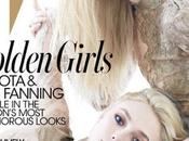 Cover Girl// Elle Dakota Fanning Magazine