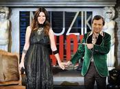 Laura Pausini Roberto Cavalli 'Chiambretti Muzik Show'