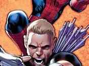 Marvel news: problema della marvel donne, greg land avenging spider-man fine punishermax