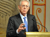 Programma Monti: discorso programmatico Presidente Consiglio Senato (testo integrale)