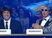 Morgano(Fiorello) Ariso(Baldini) provinano Giuliano Sangiorgi