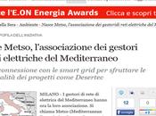 Flavio Cattaneo (Terna): Nasce Metso Associazione Gestori Reti Elettriche Mediterraneo