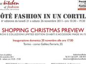 Cote Fashion Cortile Shopping Christmas Preview