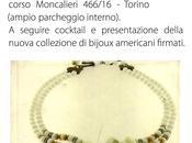 """Novembre Torino Presentazione Libro bijou sogno americano"""""""