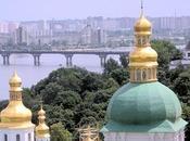 Kiev, solo lampioni innamorati