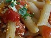 Pasta farro pomodorini Sicilia Tofu.