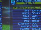 Juventus pesca primo posticipo Bari-Juve agosto 18;00. Tutte news sugli orari della Serie 2010/2011