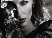 Gisele Bundchen Dolce Gabbana Harper's Bazaar