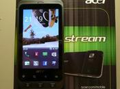Acer Stream @Home Android 2.1, Display AMOLED Video