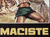 (1962) locandina MACISTE GLADIATORE FORTE MONDO (italia)
