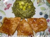 Svuotafrigo&rapida;: scaloppine alla salsa soia limone