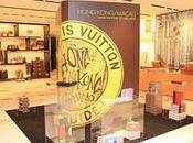 Vuitton Ruben Toledo inaugurano nuovo store Hong Kong