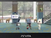 "Video gameplay dell'applicazione Friends Network, ""Playstation Home"" Vita"