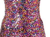 {Sequined Dresses}
