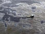 Fuoriuscita petrolio largo Janeiro