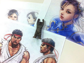 Tekken Street Fighter arriva Twitter primo artwork ufficiale