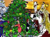CHRISTMAS TIME Claridge's Hotel Londra Natale firmato Lanvin