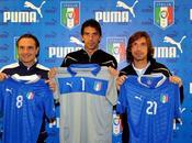 """Calcio, Euro 2012: Puma presenta nuovo della Nazionale. Azzurri stile """"future-classic"""""""