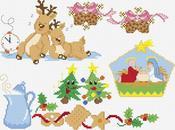 Schemi Punto Croce Natale