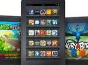 Amazon Kindle Fire: record preordini