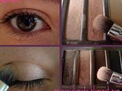 Urban Decay makeup collection NAKED look