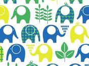 Giocosi patterns piccoli disegnati flos