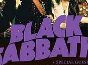 Black Sabbath Alcuni special guest data Italiana
