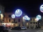 Bastia, bottiglie riciclate l'albero Natale Focone dell'Immacolata