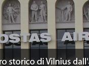 Come raggiungere centro storico Vilnius dall'aeroporto