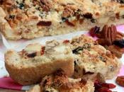 Cranberries pecan bars