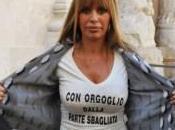 Alessandra Mussolini insulta Monti solo