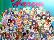 Genere Harem negli Anime Manga