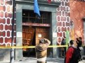 Nota L'Unità sull'attentato all'Istituto Italiano Messico