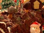 Alla scoperta dolci tradizionali natalizi Francia Buche Noel