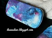 Project: galaxy print clutch t-shirt