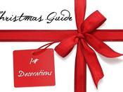 Christmas guide: Decorations