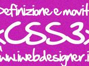 Tutte novita' CSS3