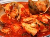 Ricette Natale Capodanno Primo Piatto Leggero: Zuppa Pesce