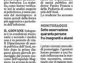 Meningite, nuovo caso Bologna